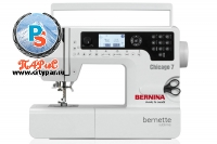 Швейная машина Bernina Bernette Chicago5